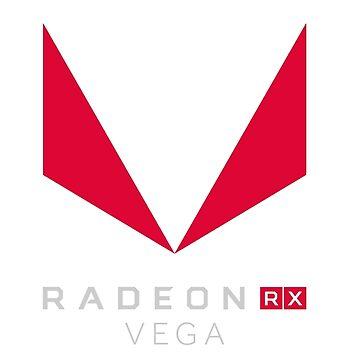 AMD RX Vega Print by dadyal