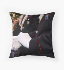 Commemoration Throw Pillow