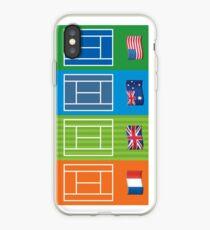 Land Emoji Grand Slam Gerichte iPhone-Hülle & Cover