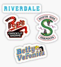 Riverdale - Stickerpack Sticker
