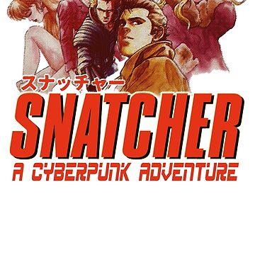 Snatcher by martina1982