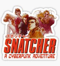Snatcher Sticker
