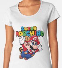 Super Mario MOSCHINO KYlie Jenner Women's Premium T-Shirt