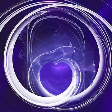 Purple Heart by MenegaSabidussi