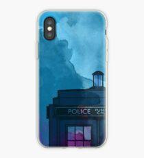 T.A.R.D.I.S. iPhone Case