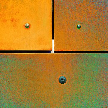 16 17 18 Colorful Rust Orange Green by MenegaSabidussi