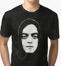 Hello Friend. Tri-blend T-Shirt
