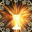 Sacred Chalice  by FRANKEY CRAIG