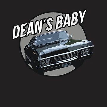 Dean's Baby by iheartgallifrey