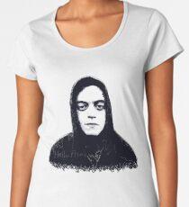 Hello Friend. Women's Premium T-Shirt