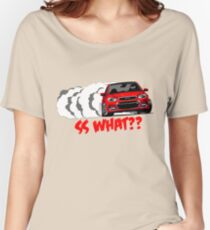 2016-17 Chevy SS -red Women's Relaxed Fit T-Shirt