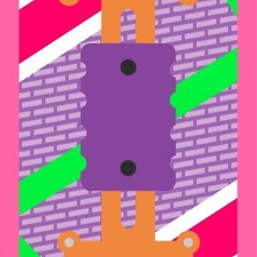 Hoverboard by muskitt