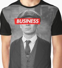 PEAKY BLINDERS TOMMY SHELBY DESIGN Graphic T-Shirt