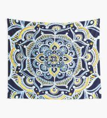 Bohemian Mandala Wall Tapestry
