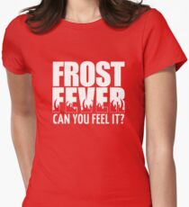 Frost Fever Women's Fitted T-Shirt