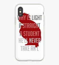 L joke iPhone Case