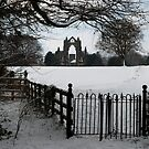 Guisborough Priory in The Snow! by dougie1