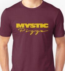 Mystische Pizza Slim Fit T-Shirt
