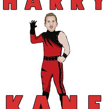 Harry Kane by Barnyardy