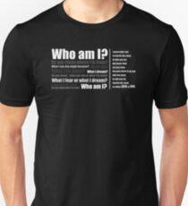 Sense8 - Who Am I? Unisex T-Shirt
