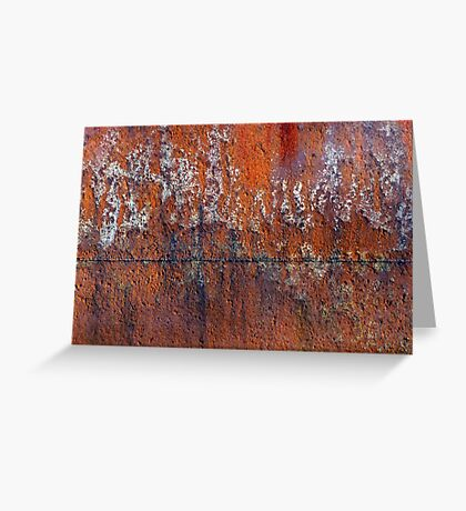 Greenham Common Abstract Greeting Card