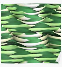Layer after Layer Abstract Poster