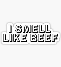 I SMELL LIKE BEEF | VINE Sticker