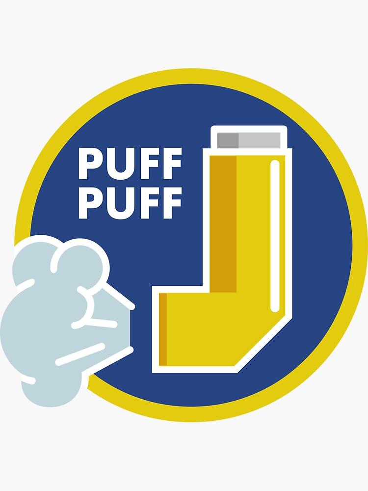 Puff Puff by FiveMileDesign