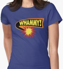 Champ Kind Whammy Women's Fitted T-Shirt