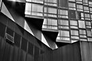 Architectural abstract - B&W by PhotosByHealy