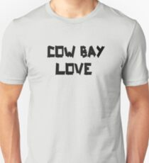 COW BAY LOVE Unisex T-Shirt