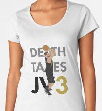 Death, Taxes, JV3 Women's Premium T-Shirt