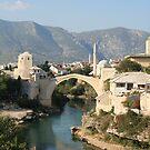 Stari Most, Mostar by erwina