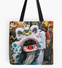 Little Dragon Tote Bag
