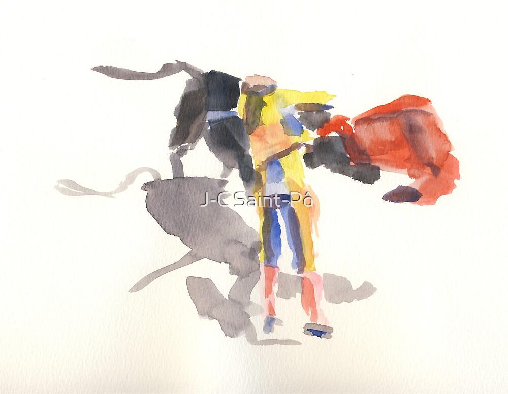 Toro & Torrero  by J-C Saint-Pô