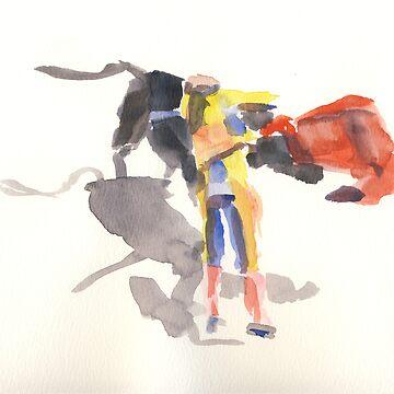 Toro & Torrero  by jcsaintpo