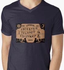 Stranger Board Men's V-Neck T-Shirt