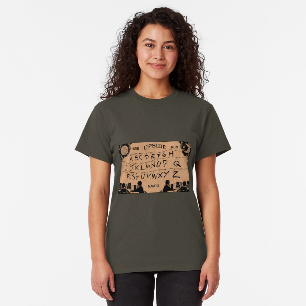 Stranger Board Classic T-Shirt