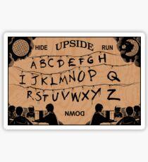 Stranger Board Sticker