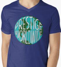 Prestige Worldwide Men's V-Neck T-Shirt