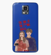 Netflix It's The End of the Fucking World Case/Skin for Samsung Galaxy