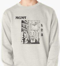 MGMT - LDA, kleiner dunkler Engel Sweatshirt