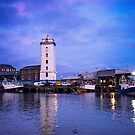 North shields fish quay by Angi Wallace