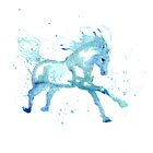 Water horse 2 by RavensLanding