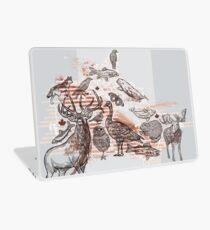 Animalia Canadiana Laptop Skin