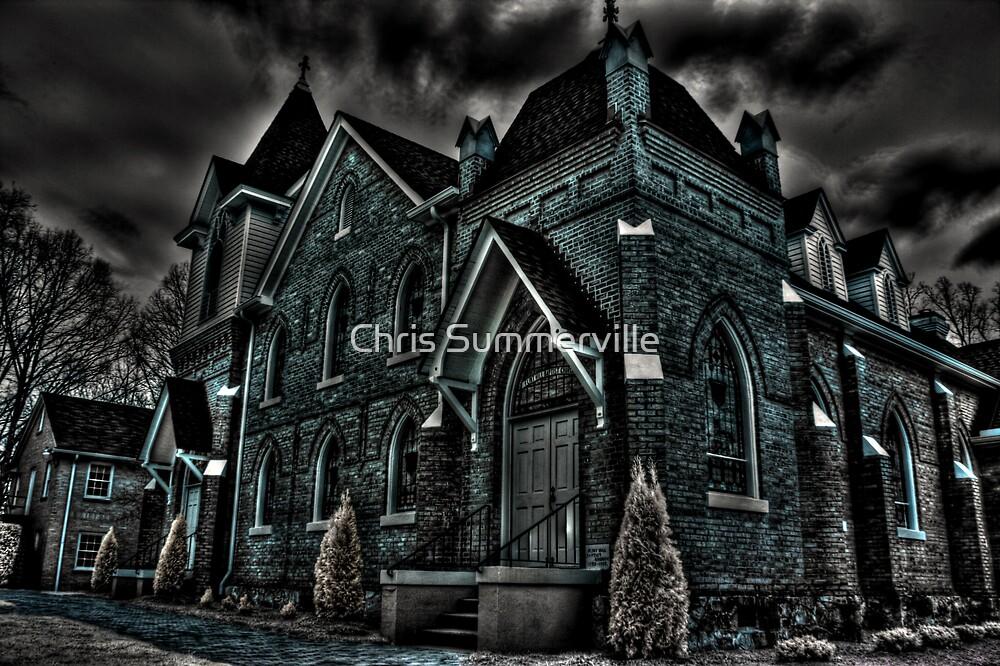 Flint Hill Baptist Church by Chris Summerville