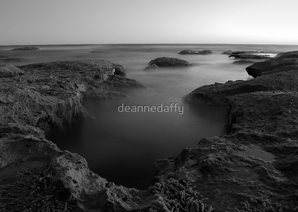 The Black Hole by deannedaffy