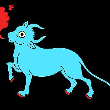 Cyclop bull by irisboudreau