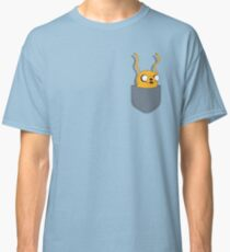 Jake in a Pocket Classic T-Shirt