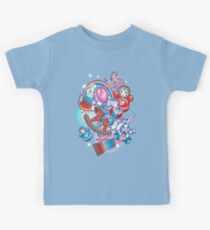 Children's Toys Colorful Cute Pattern and Illustration Kids T-Shirt